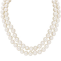 Endless Freshwater Pearl Strand (65 in.) 6mm