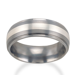 Titanium Ring (7.5mm)