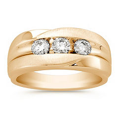 Round Diamond Ring