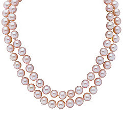 6mm Pink Cultured Freshwater Pearl Strand (65 in.)