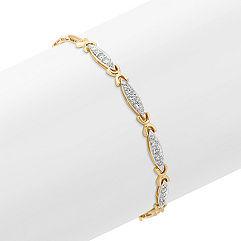 Round Diamond Bracelet (7)