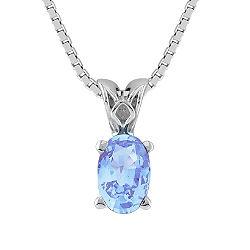 Sapphire Necklaces