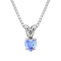 Heart-Shaped Ice Blue Sapphire Pendant (18)