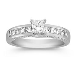 mounted bridal - Engagement Wedding Rings