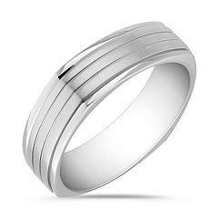 Titanium Ring (7mm)