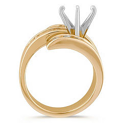 Round Diamond Engagement Ring