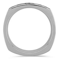 Stainless Steel Ring (8mm)