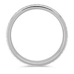 14k White Gold Ring (8mm)