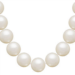 10-15mm Cultured South Sea Pearl Strand (18 in.)