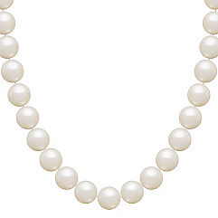 7mm Cultured Akoya Pearl Necklace (23 in.)