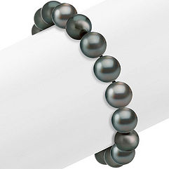 9mm Cultured Tahitian Pearl Bracelet (7.5 in.)