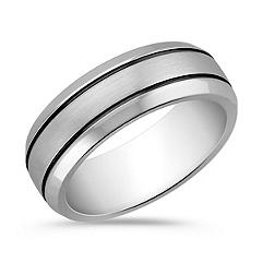 Cobalt Comfort Fit Ring (7mm)