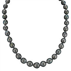 9-11mm Graduated Cultured Tahitian Pearl Strand (18 in.)