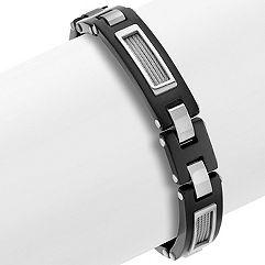 Stainless Steel Bracelet (8.5 in.)