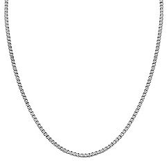 Stainless Steel Necklace (24 in.)