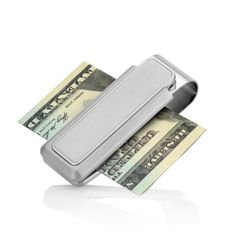 Stainless Steel Money Clip