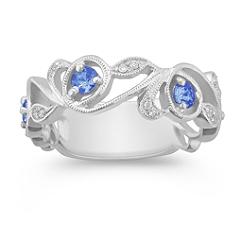 Kentuck Blue Sapphire