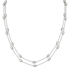 Sterling Silver Necklace (60)