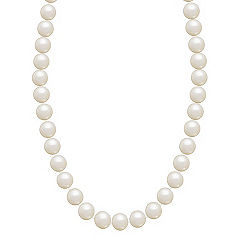 6mm Cultured Freshwater Pearl Necklace (30 in.)