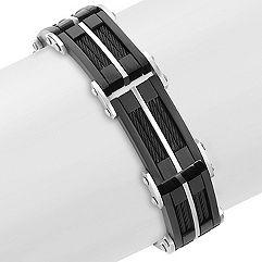 Stainless Steel Bracelet (9 in.)