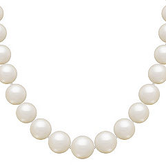10-13mm Graduated South Sea Pearl Strand (18 in.)