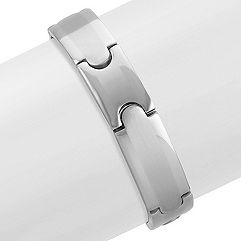 Stainless Steel Polished Bracelet (8 in.)