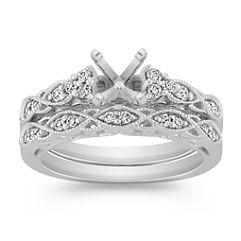 Bridal Wedding Ring Sets