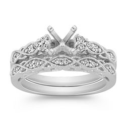 bridal wedding ring sets - Rings For Wedding