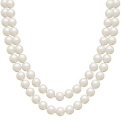 6.5mm Cultured Freshwater Pearl Strand (36)