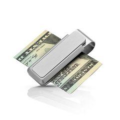 Aluminum Money Clip
