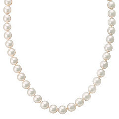 9-9.5mm Cultured Akoya Pearl Strand (18 in.)