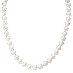 8.5mm Cultured Akoya Pearl Strand (18 in.)