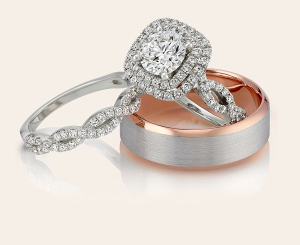 Shop Engagement Rings, Wedding Rings & Fine Jewelry At