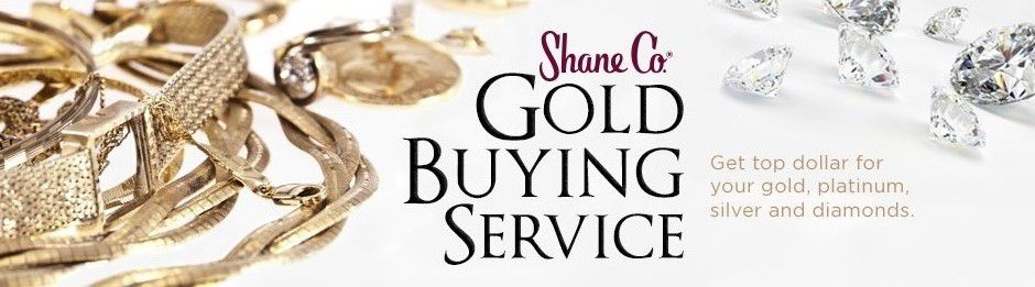 Shane Co. Gold Buying Service - Top dollar for gold, platinum, silver and diamonds