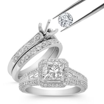 Design Your Own Ring Design Your Own Engagement Ring