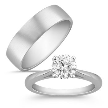 platinum rings great styles with the eternal beauty of platinum mens wedding bands - Lesbian Wedding Rings