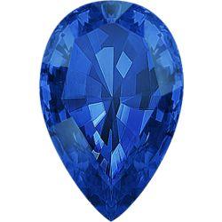 Pear Sapphires