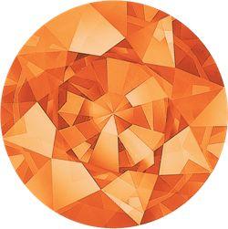 Orange Sapphires