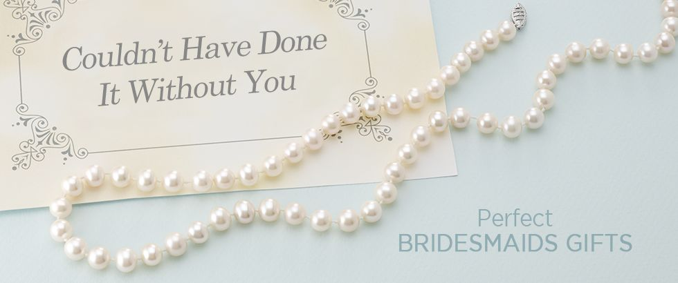 Perfect Bridesmaids Gifts