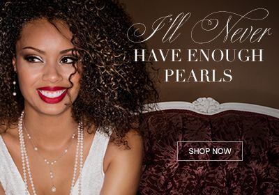 Shop $100 and Under Pearl Jewelry