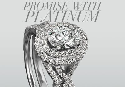 Shop Platinum Engagement Rings
