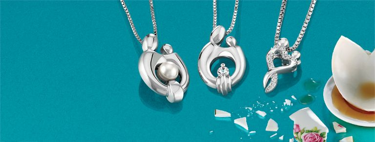 Shop Mother & Child Pendants