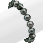 9mm Cultured Tahitian Pearl Bracelet (7.5)
