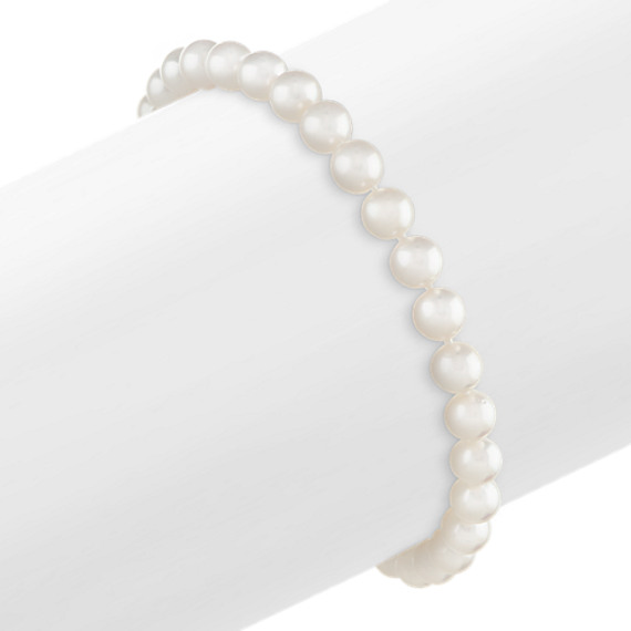 7.5mm Cultured Akoya Pearl Bracelet (7.5)