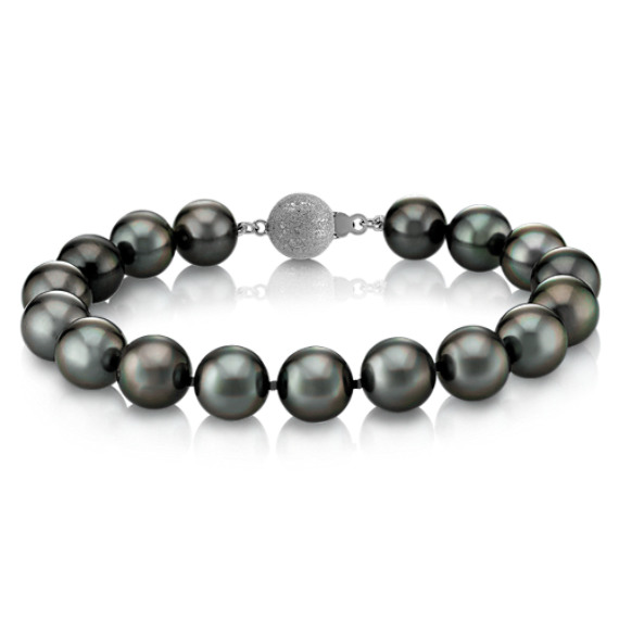 9mm Cultured Tahitian Pearl Bracelet (7.5)