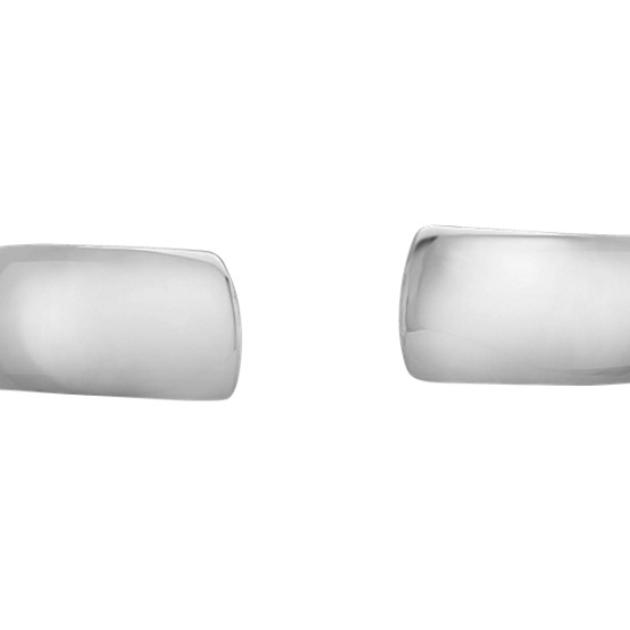 "Classic Sterling Silver Cuff Bracelet (7"")"