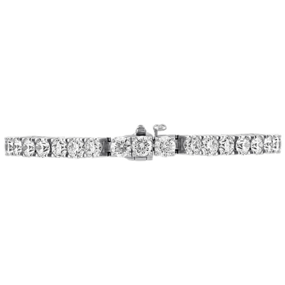 Diamond Tennis Bracelet (6.75)