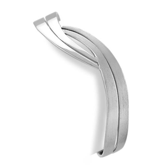 Modern Sterling Silver Cuff Bracelet (7)