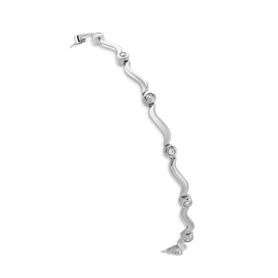 Round Diamond Bracelet (7.5)