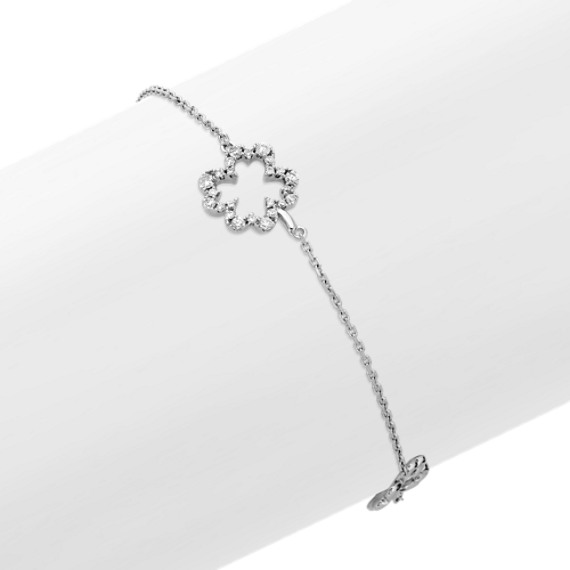 Round Diamond Bracelet (7.25)
